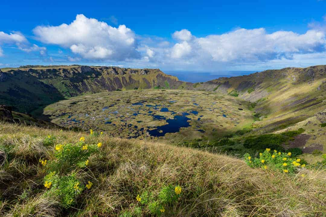 Rano Rau Things To Do In Easter Island