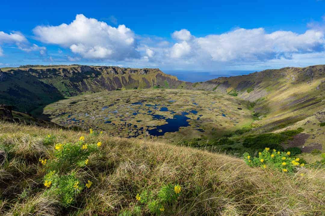 Rano Rau Things To Do In Easter Island
