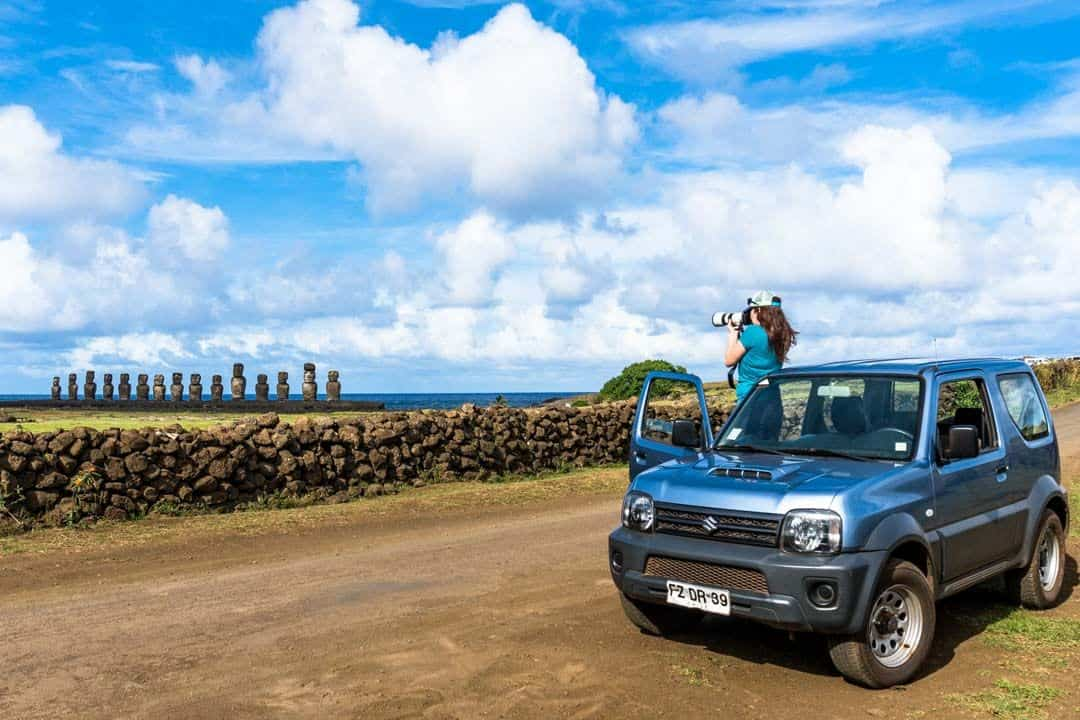 Rent A Car Things To Do In Easter Island
