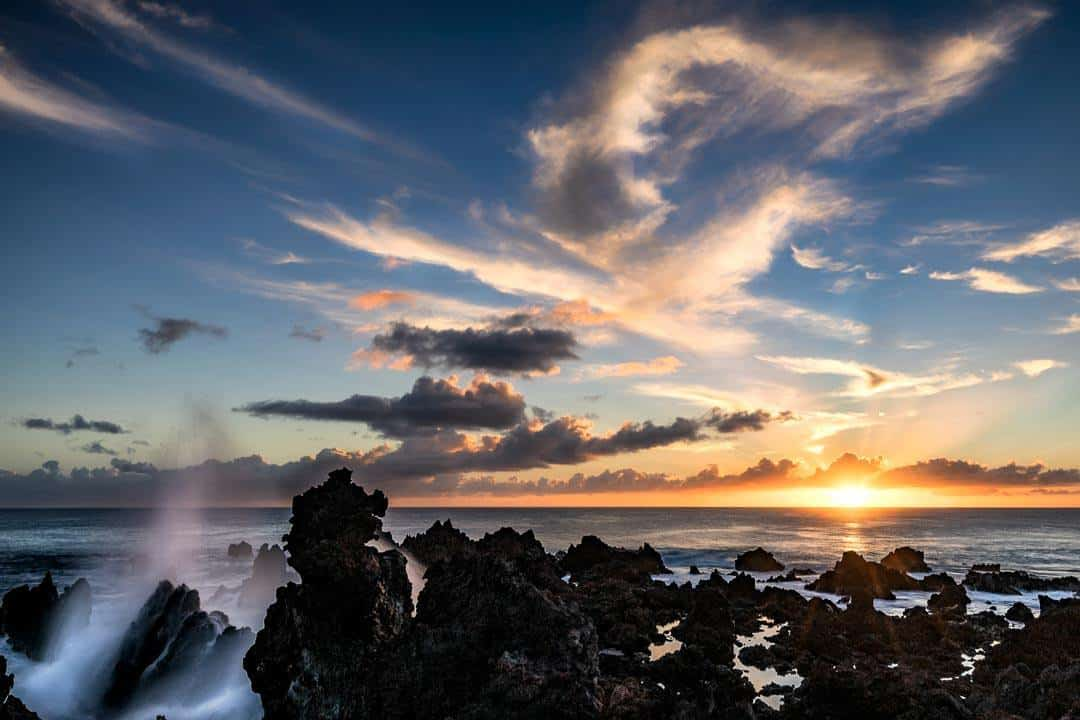 Sunset Things To Do In Easter Island