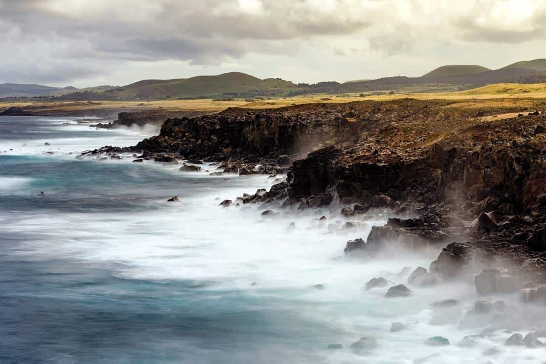 Coastline Things To Do In Easter Island