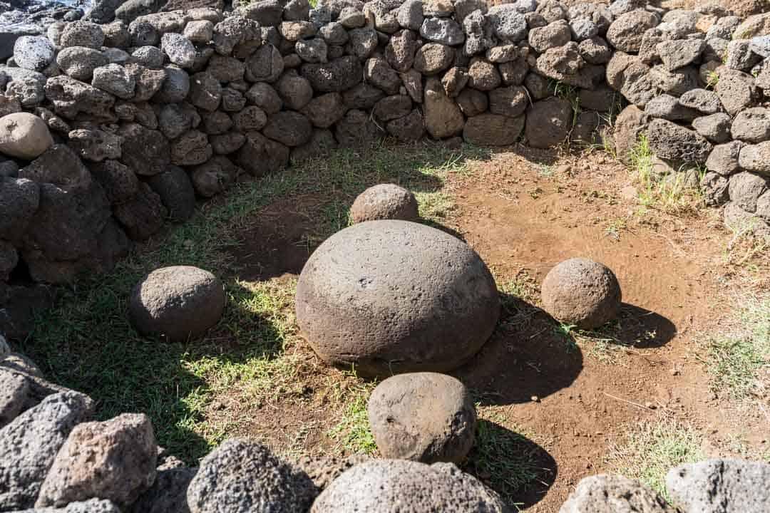 Te Pito Kura Easter Island