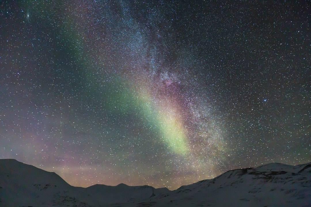 The Northen Lights - Adventure Activities In Svalbard