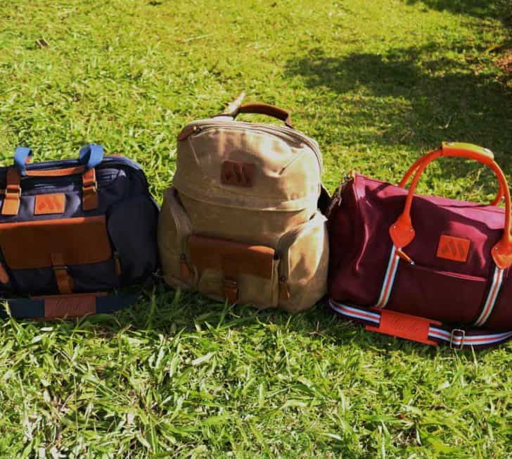 Gear Review – Machir Casual Collection Bags