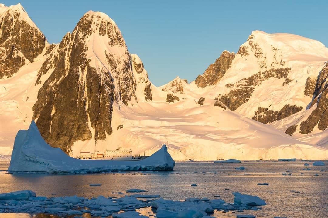 Akademik Ioffe Camping In Antarctica