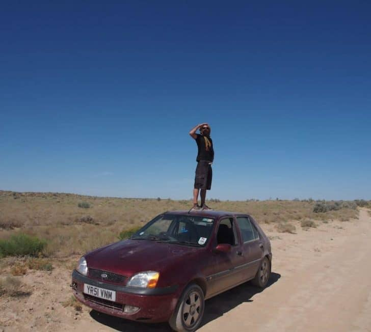 The Mongol Rally Stories – Close Encounters With The Law