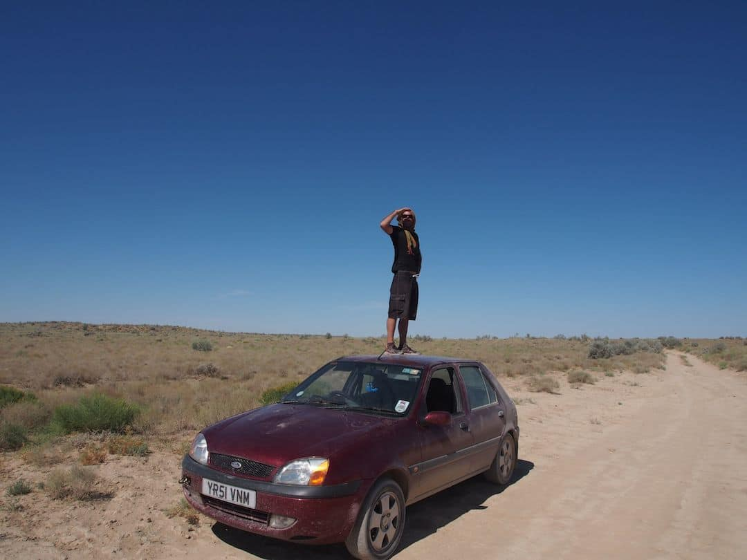 Benny D And Marylou - The Mongol Rally Stories