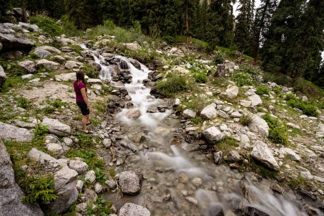 Barskoon Waterfall Things To Do In Issyk Kul