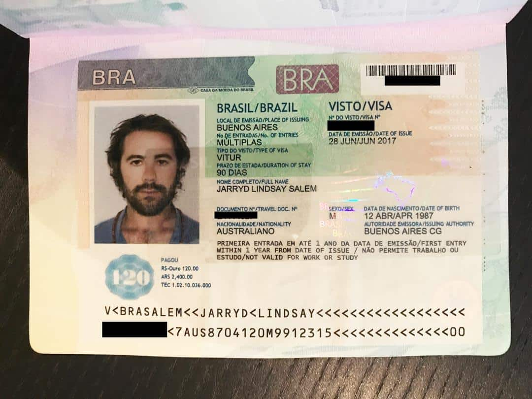Brazil Visa In Buenos Aires