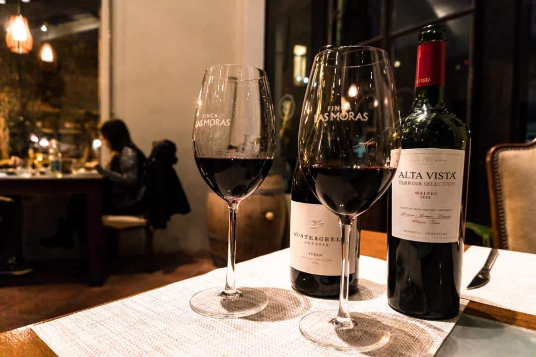 Casa Coupage Red Wine 3 Days In Buenos Aires