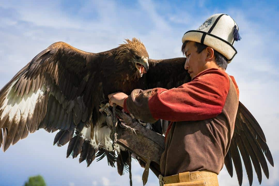 Eagle Hunter Things To Do In Issyk Kul