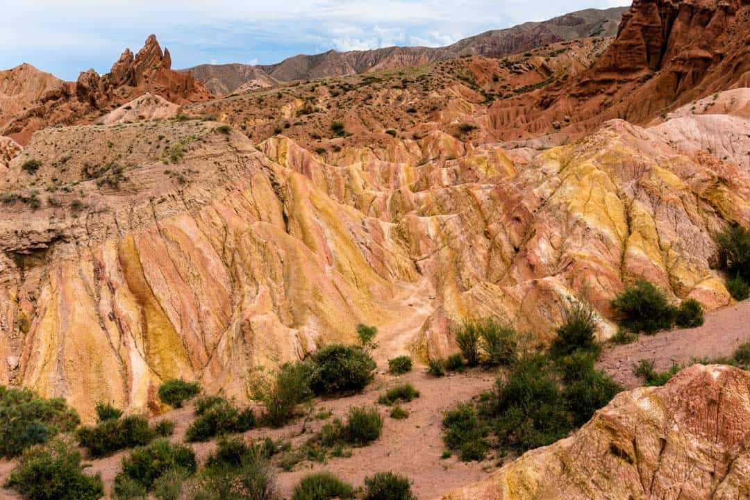 Fairy Tale Canyon Things To Do In Issyk Kul