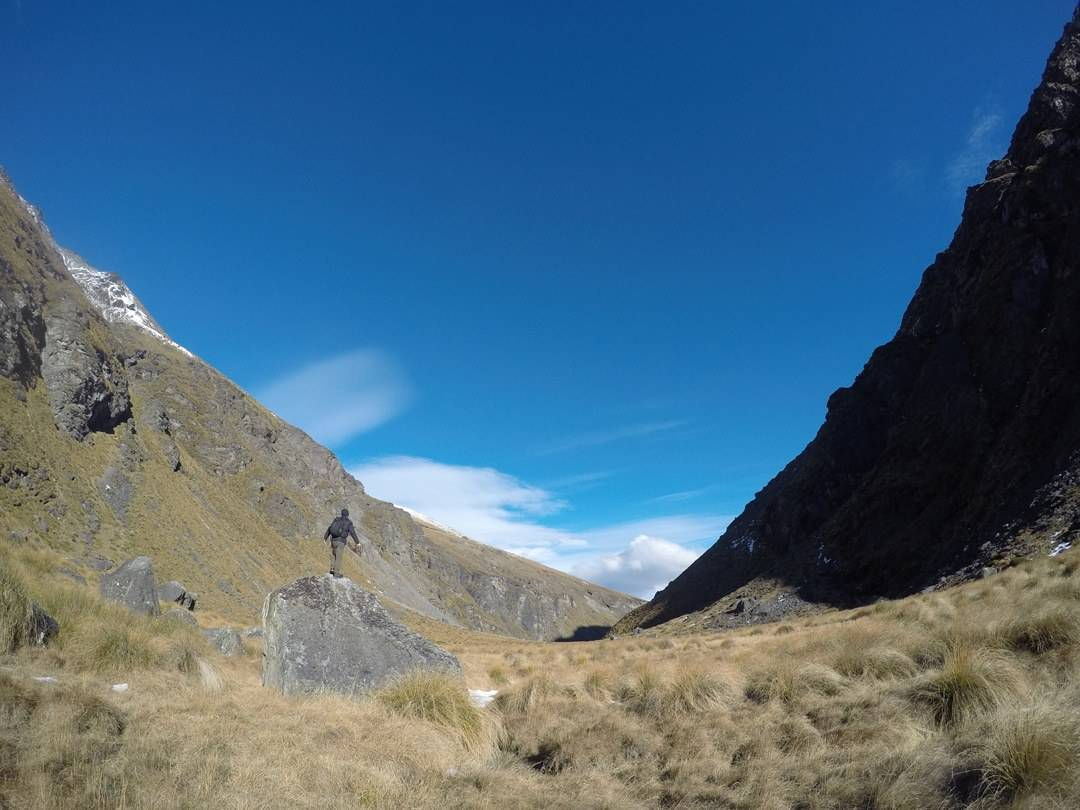 Wye Creek Adventures Hiking In Otago New Zealand