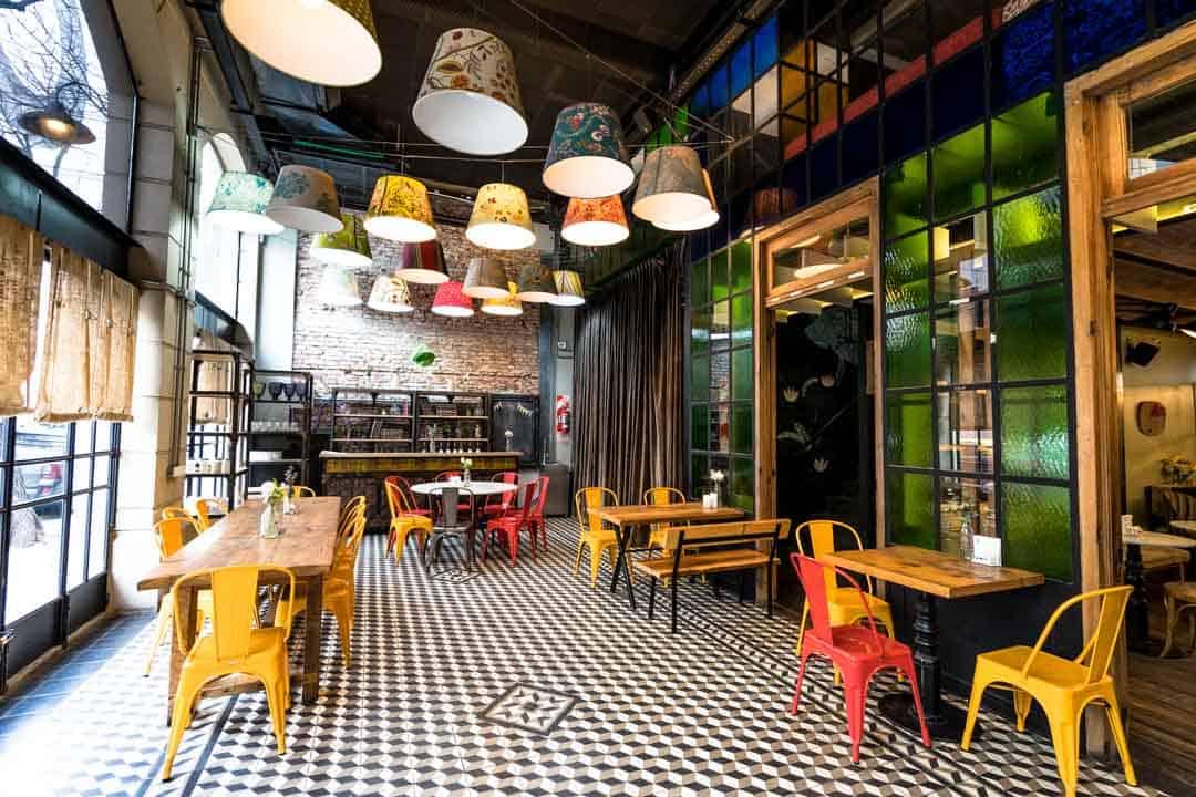 Hotel Clasico Restaurant 3 Days In Buenos Aires