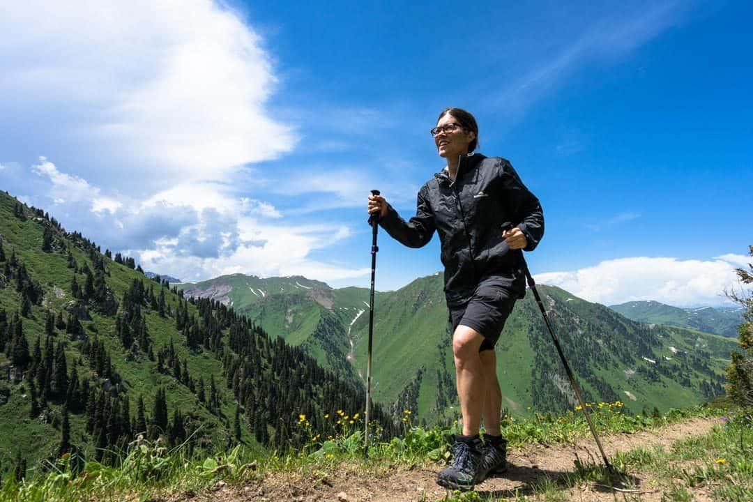 Alesha Kyrgyzstan Kathmandu