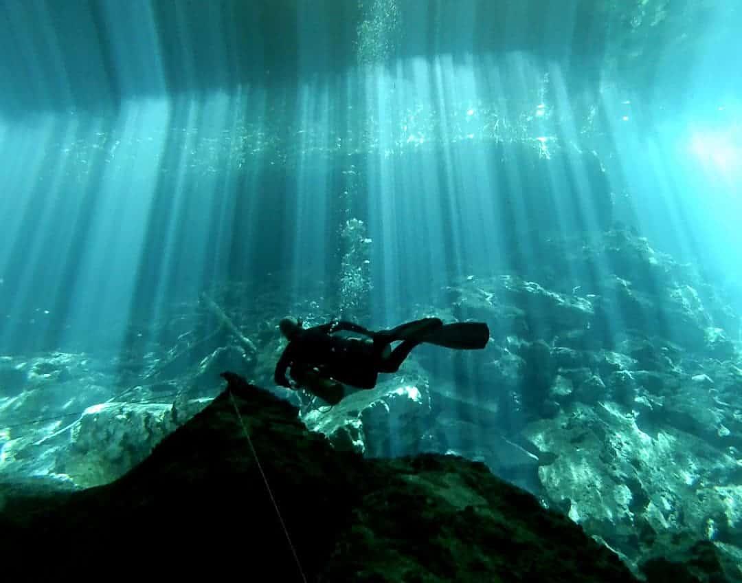 Cenote Coral, Mexico - Diving In Cenotes