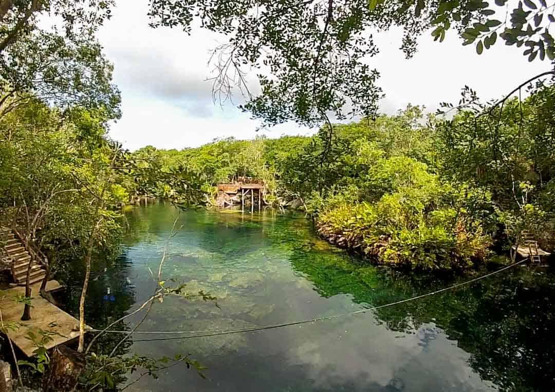 Jardine Del Eden - Cenote Diving In Mexico