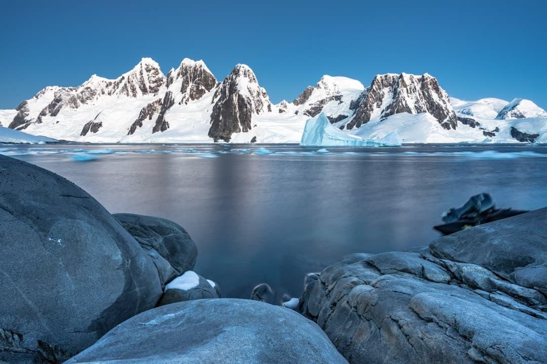 Hovgaard Island Views Camping In Antarctica