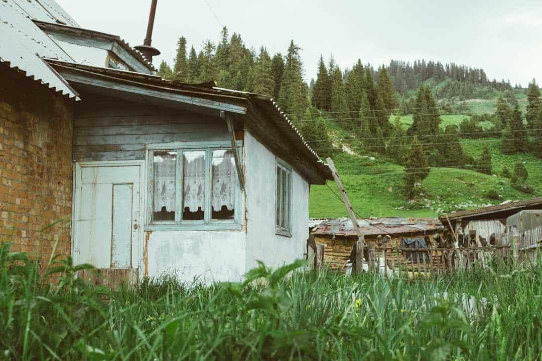 Home Jyrgalan Village Kyrgyzstan