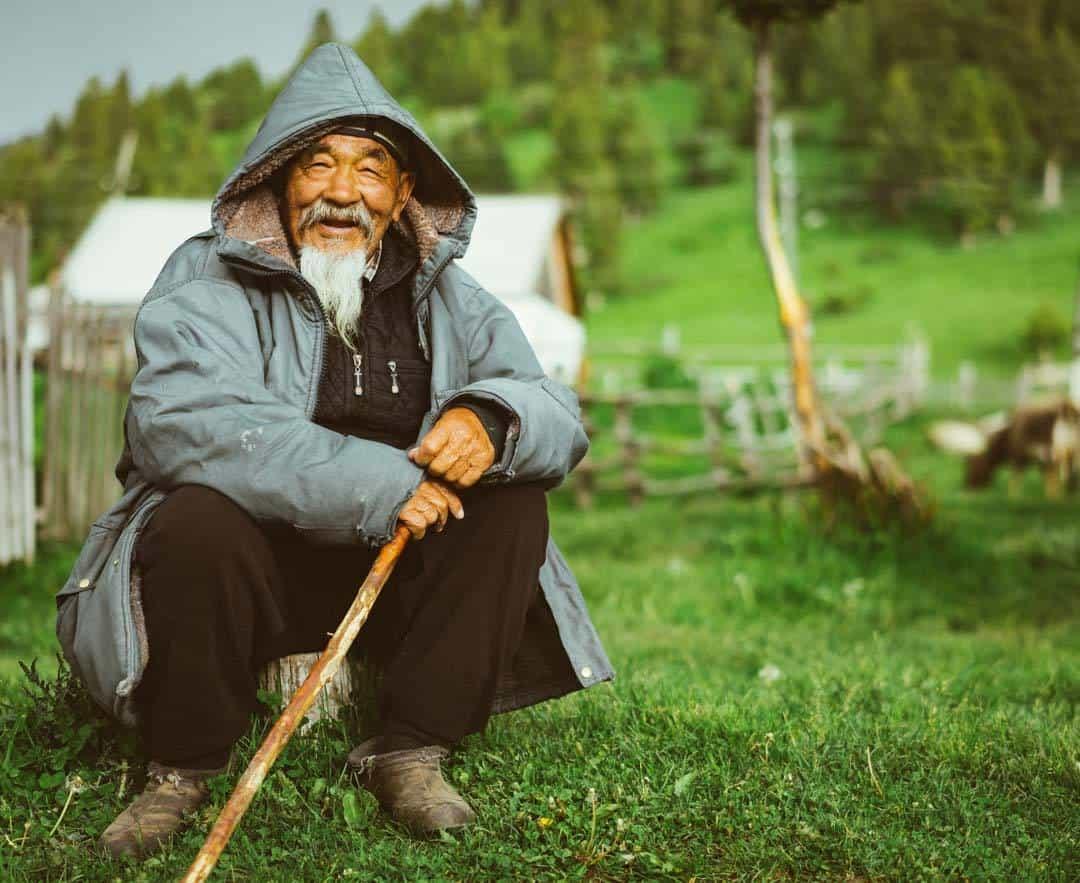 Wizard Jyrgalan Village Kyrgyzstan