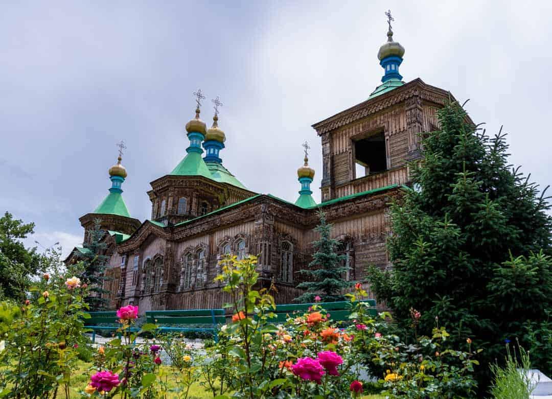 Karakol Walking Tour Things To Do In Issyk Kul