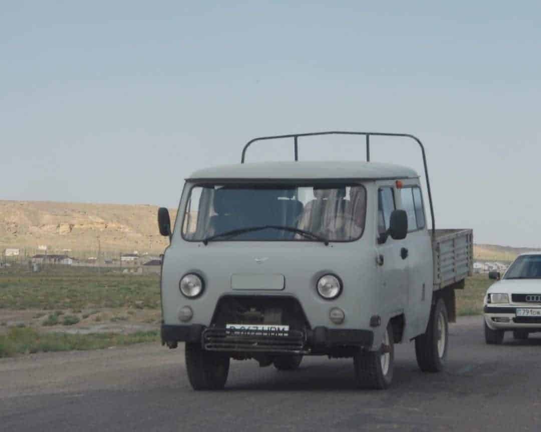 A Uaz Military Van Would Be My Next Choice For An Overland Adventure