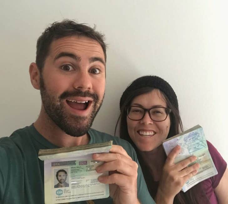 Getting a Brazil Visa in Buenos Aires