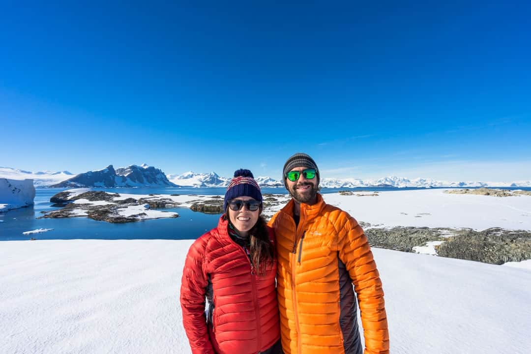 Kathmandu Family Antarctica