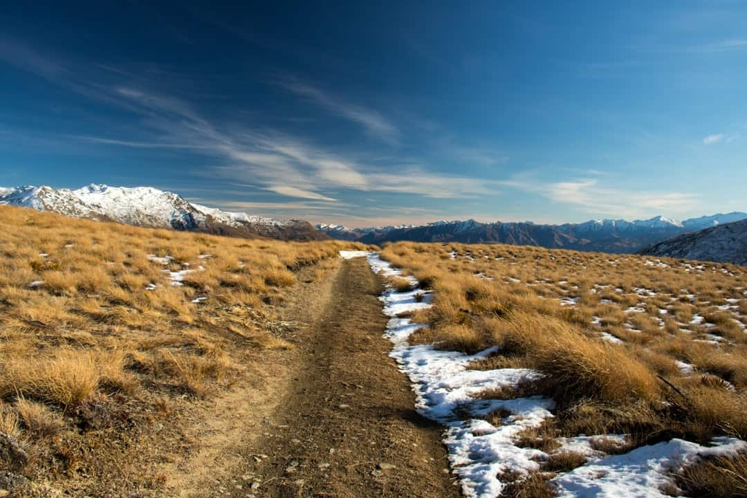 Adventures Hiking In Otago New Zealand