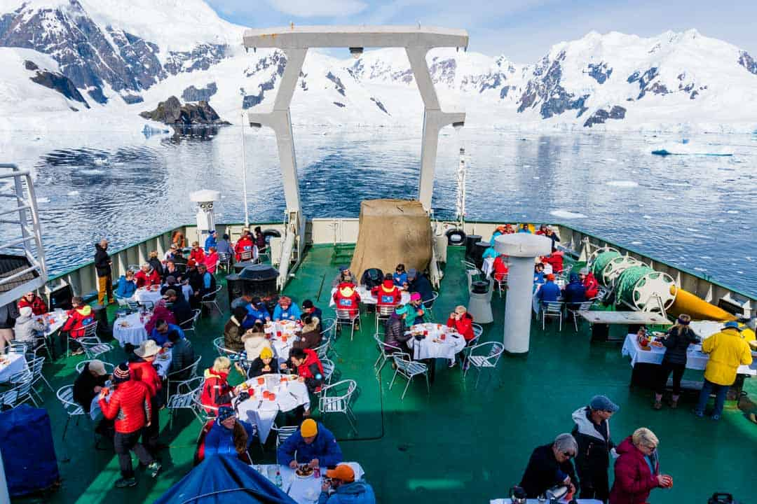 Travel to the antarctica for Best way to travel to antarctica
