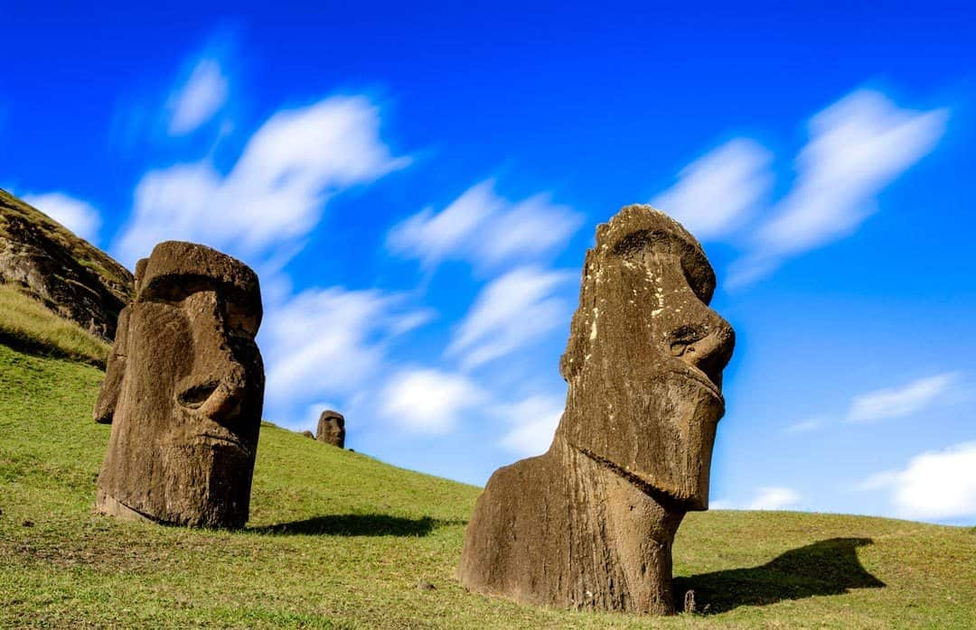 Moai Easter Island Photos Of Chile