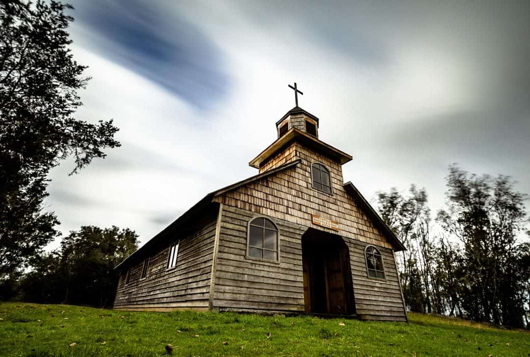 Chiloe Wooden Church Photos Of Chile