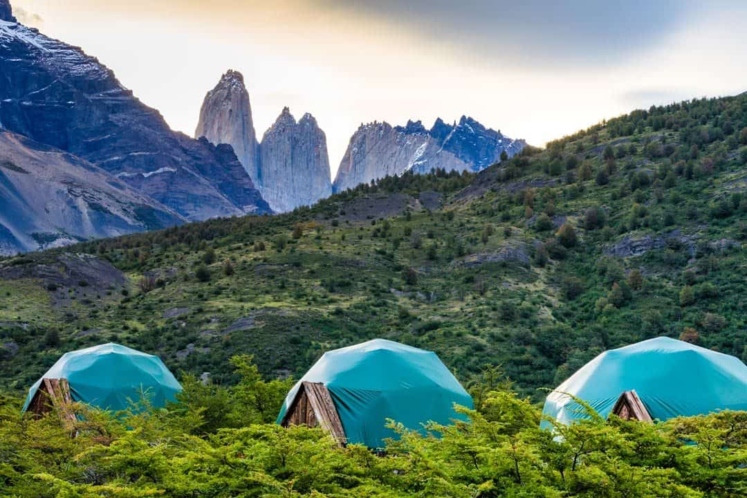 Domes Ecocamp Torres Del Paine Photos Of Chile