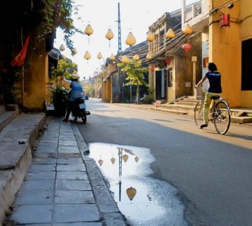 The streets of Hoi An - Digital Nomad guide to Hoi An, Vietnam