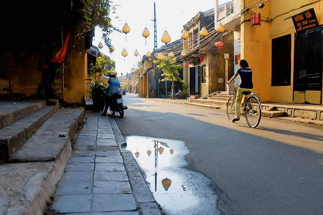 The streets of Hoi An - Digital Nomads Guide to Hoi An, Vietnam