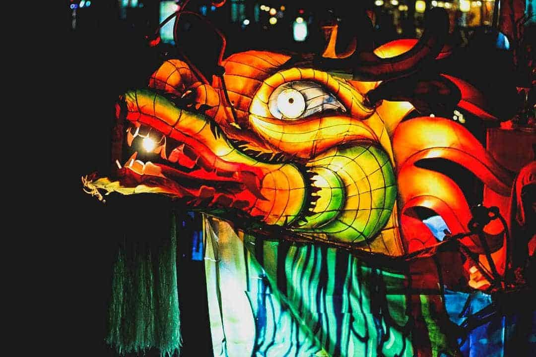 Lantern Festival, Hoi An, Vietnam - Digital Nomads Guide To Hoi An