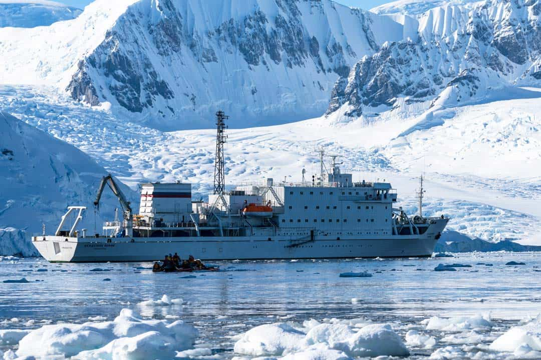 Travel To Antarctica One Ocean Expeditions
