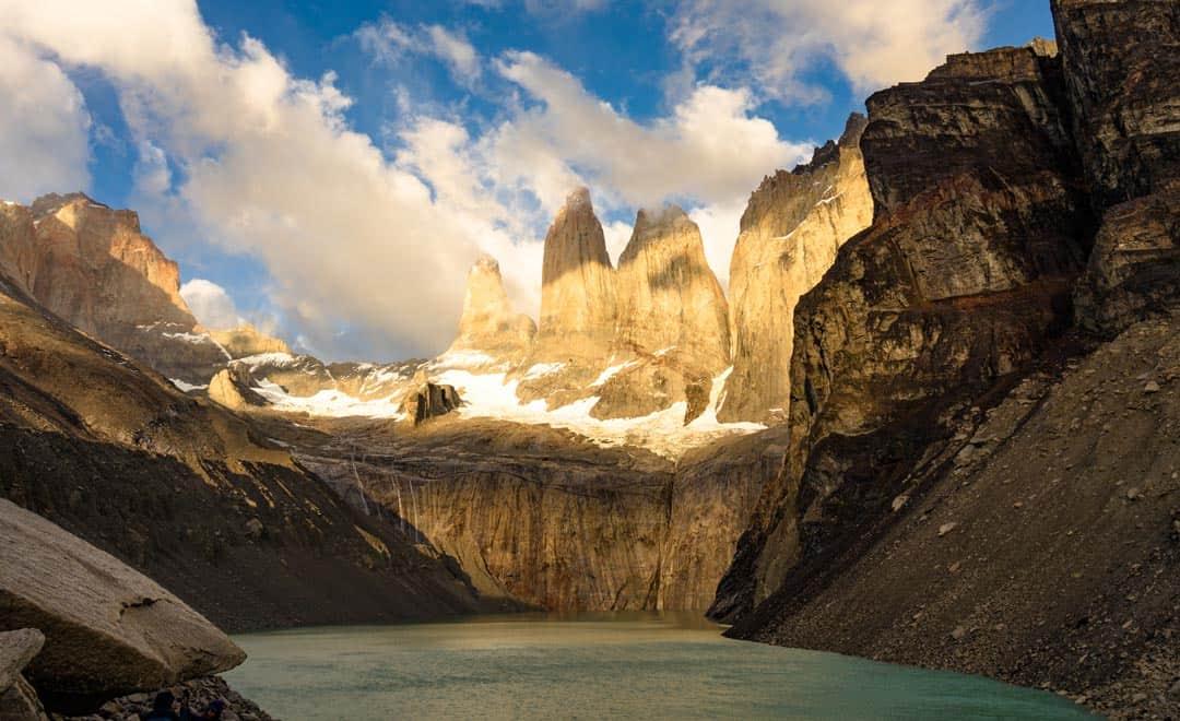 Los Torres Photos Of Chile