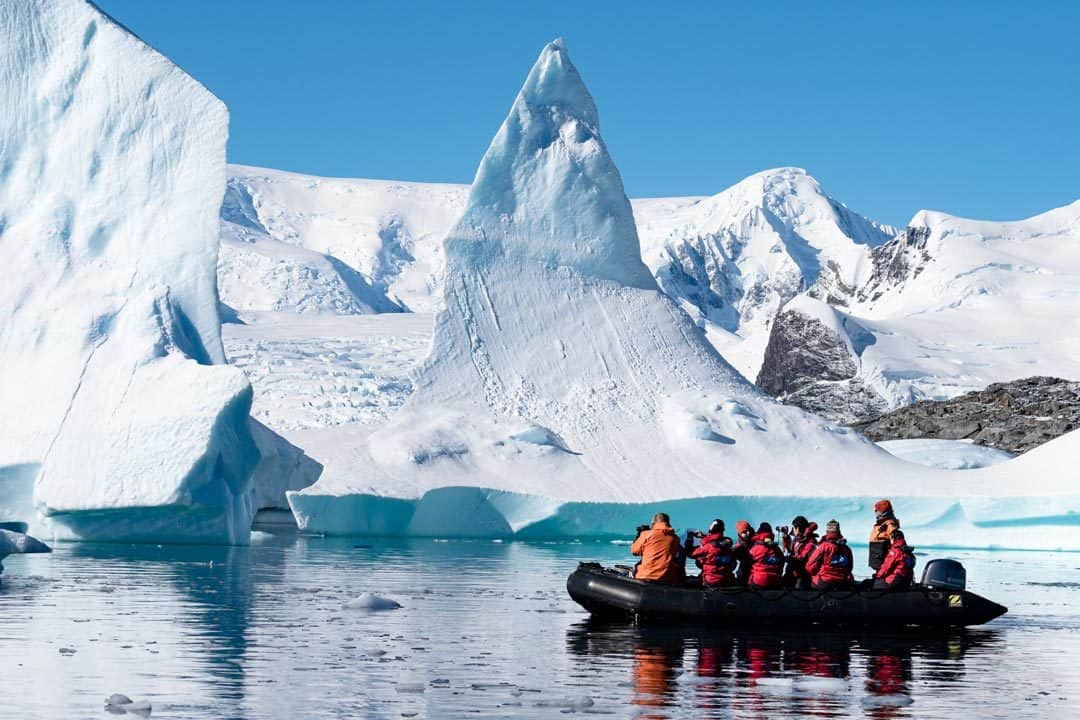 Zodiac Travel To Antarctica One Ocean Expeditions