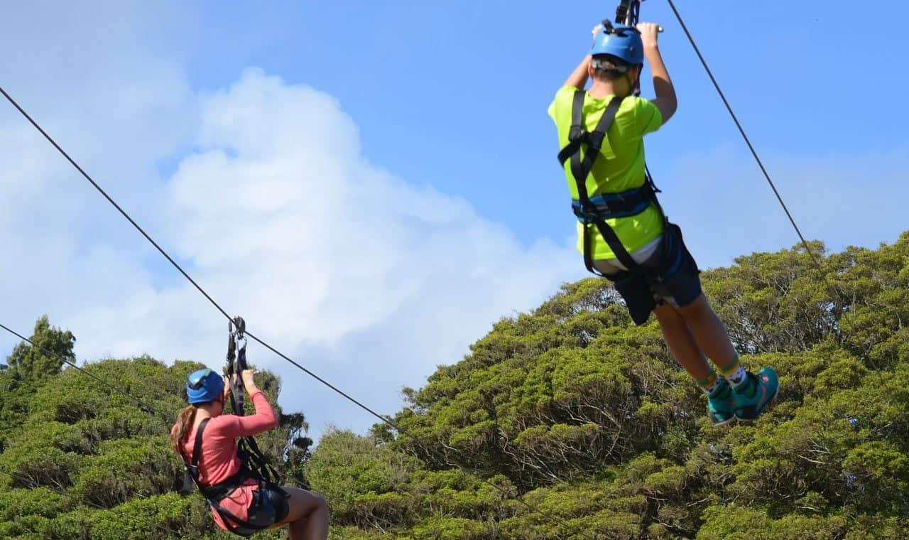 Ceres Zipline - Adventure Activities In South Africa
