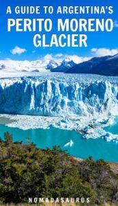 A Guide To Perito Moreno Glacier Argentina Single