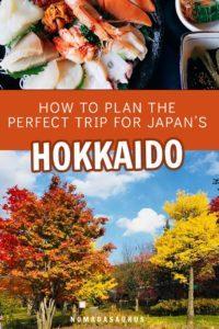 Hokkaido Pinterest Image