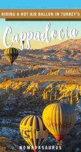 Cappadocia Pinterest Image
