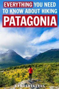 Hiking Patagonia Pinterest Images