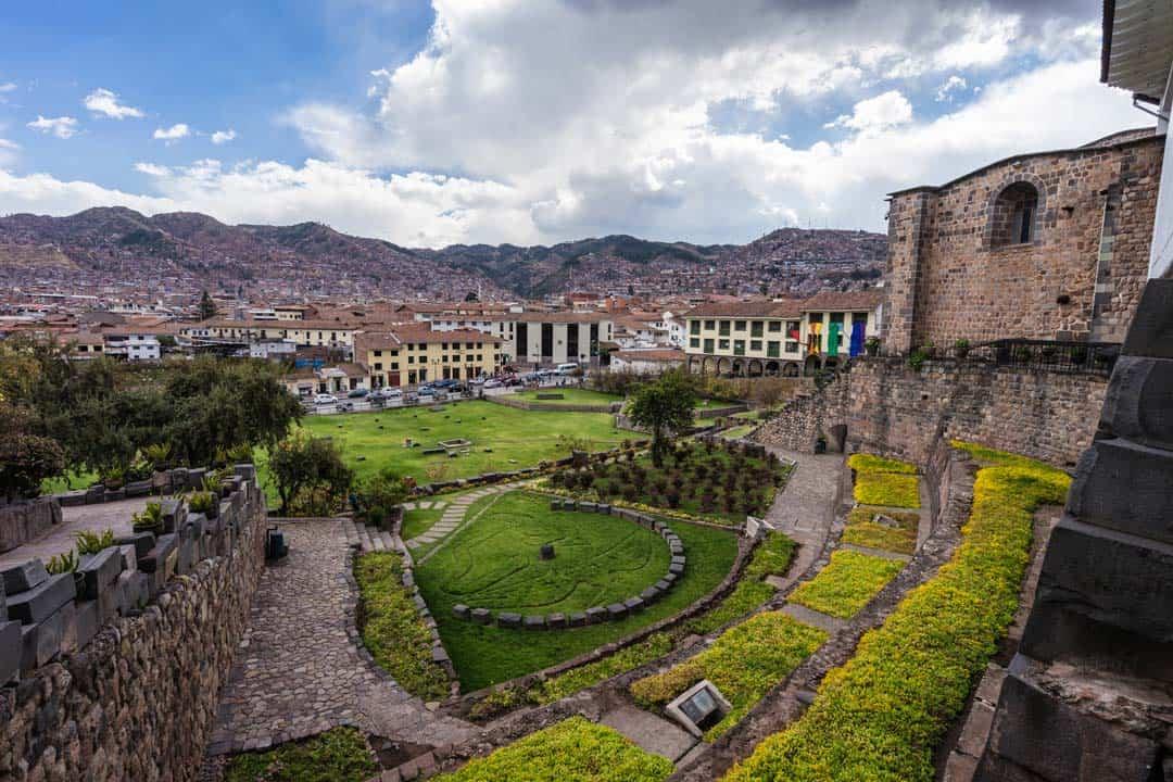 Santo Domingo Church Machu Picchu Cusco Sacred Valley 5 Days