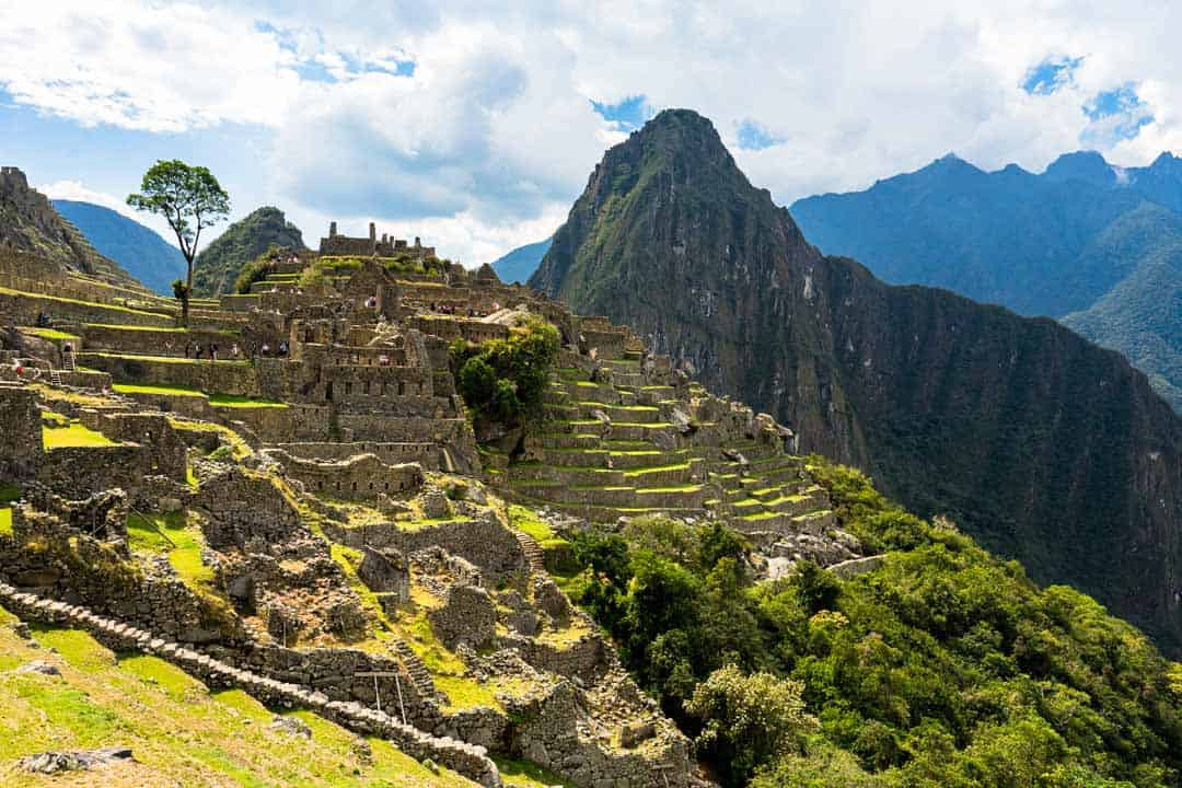 Ruins Machu Picchu Cusco Sacred Valley 5 Days