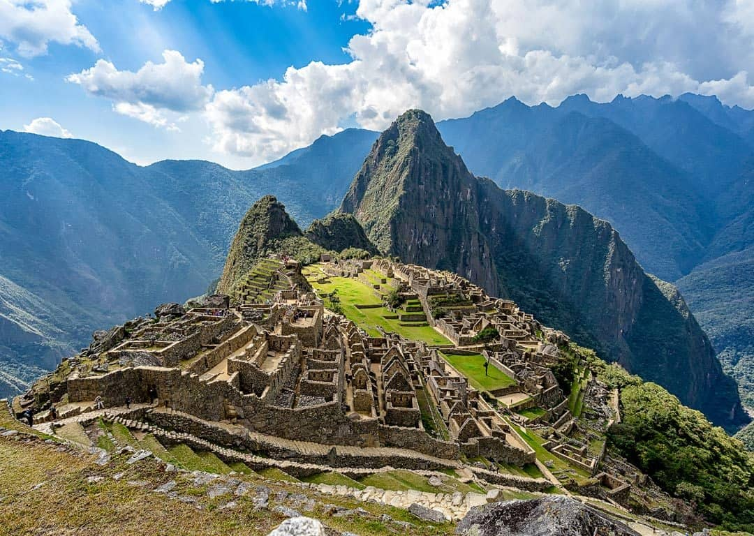 Classic View Machu Picchu Cusco Sacred Valley 5 Days