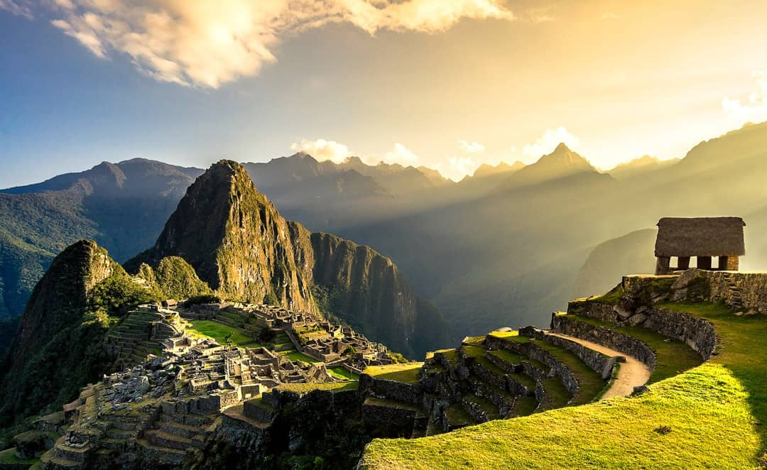 Sunrise Machu Picchu Cusco Sacred Valley 5 Days