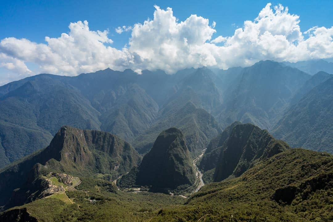 Mountain Machu Picchu Cusco Sacred Valley 5 Days