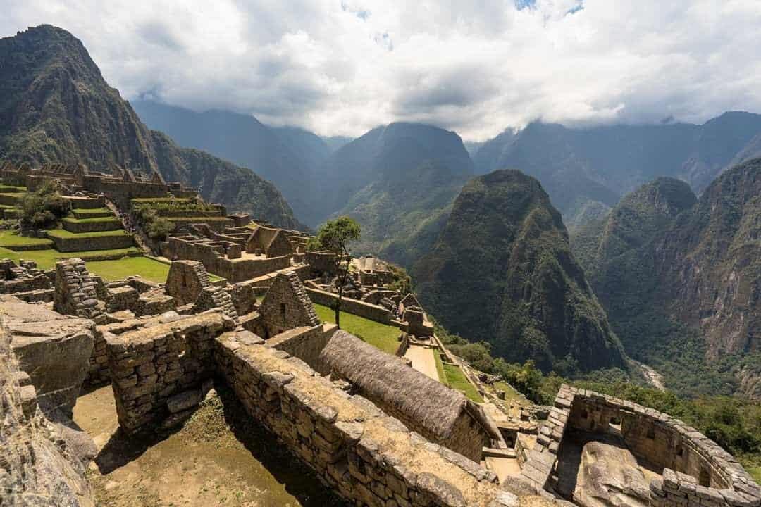 Inside Machu Picchu Cusco Sacred Valley 5 Days